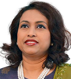 H.E. Sarah Al Bakri Devadason Ambassador of Malaysia to the Federal Republic of Germany
