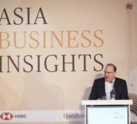 Asia Business Insights 28.02.2018, Handelsblatt, Mark Tucker, HSBC