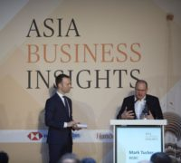 Asia Business Insights 28.02.2018, Handelsblatt, Sven Afhüppe und Mark Tucker, HSBC