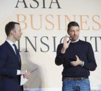 Asia Business Insights 28.02.2018, Handelsblatt, Sven Afhüppe und Kasper Rorsted