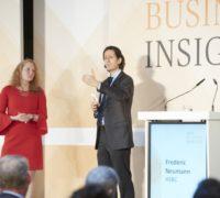 Asia Business Insights 28.02.2018, Frederic Neumann mit Nicole Bastian, HSBC