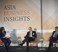 Asia Business Insights 28.02.2018, Stefan Baron und Prof. Dr. Xuewu Gu im Gespräch mit Frank Sieren