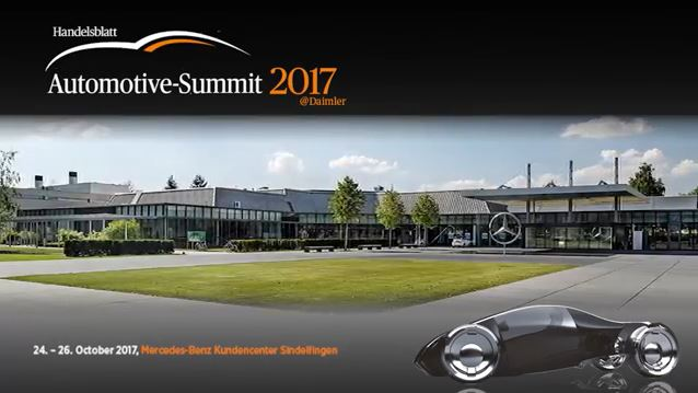 Video Trailer Automotive Summit 2017
