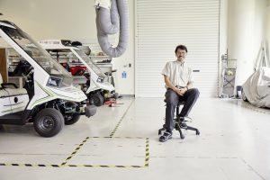 Prof. Marcelo Ang, NUS Engineering Associate
