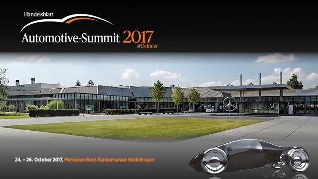 Video Trailer Automotive Summit 2017