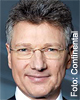 Dr. Elmar Degenhart, Vorsitzender des Vorstands der Continental AG