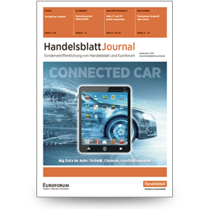 Handelsblatt-Journal Connected Cars