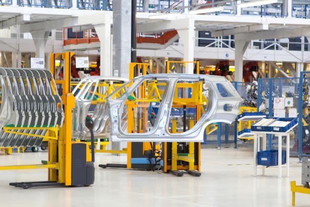 VW Autoindustrie