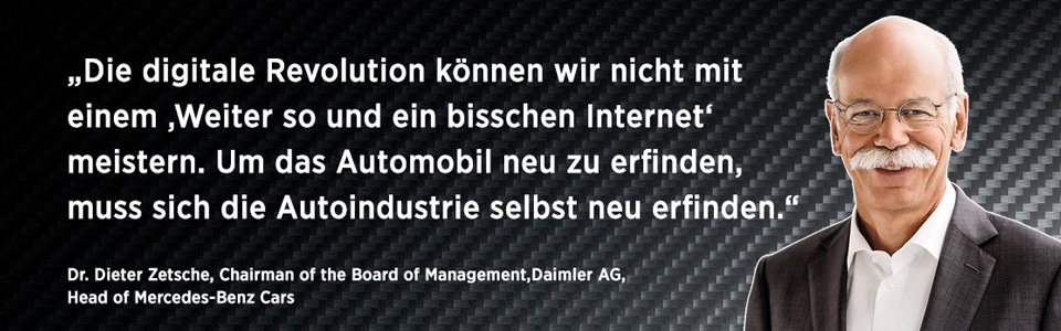 Dr. Dieter Zetsche, Chairman of the Board of Management,Daimler AG, Head of Mercedes-Benz Cars