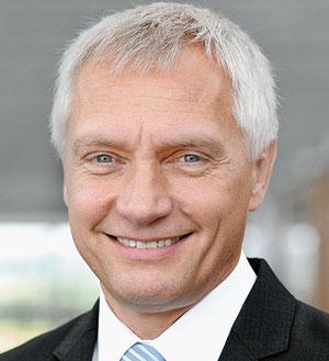 Dr. Joachim Damasky, Geschäftsführer des Verbandes der Automobilindustrie (VDA)