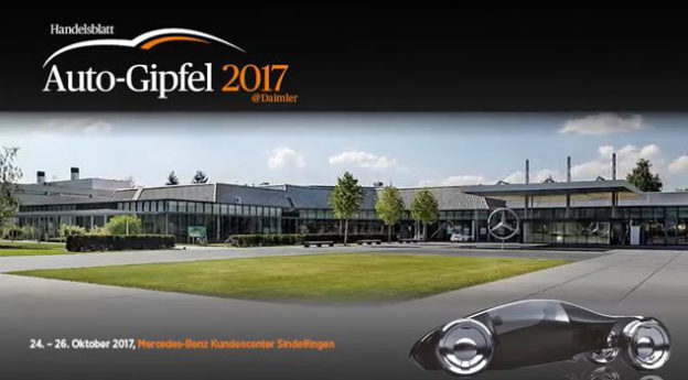 Auto-Gipfel 2017 Trailer Video
