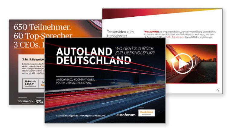 Autoland Deutschland - wo geht's zurück zur Überholspur?