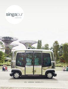 Nützliche Infos zur urbanen Mobilität der Zukunft liefert das Magazin 'SingaPur'. Free Download.