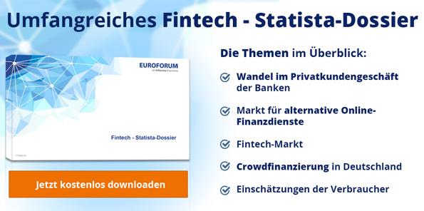 Fintech - Statista-Dossier