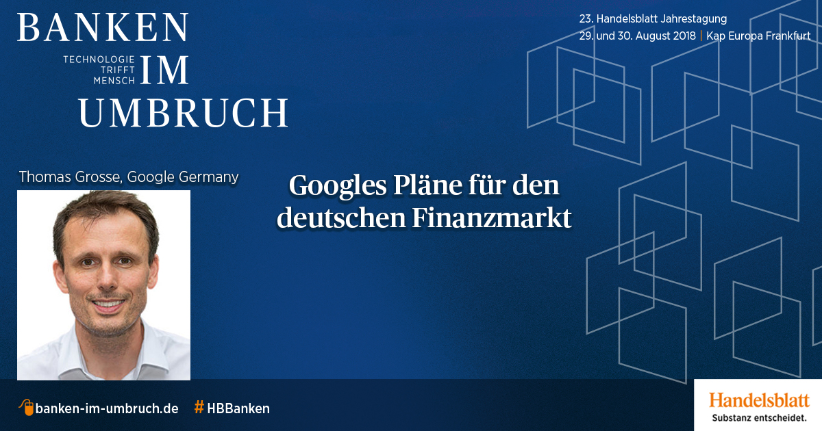 Interview mit Thomas Grosse (Google Germany)