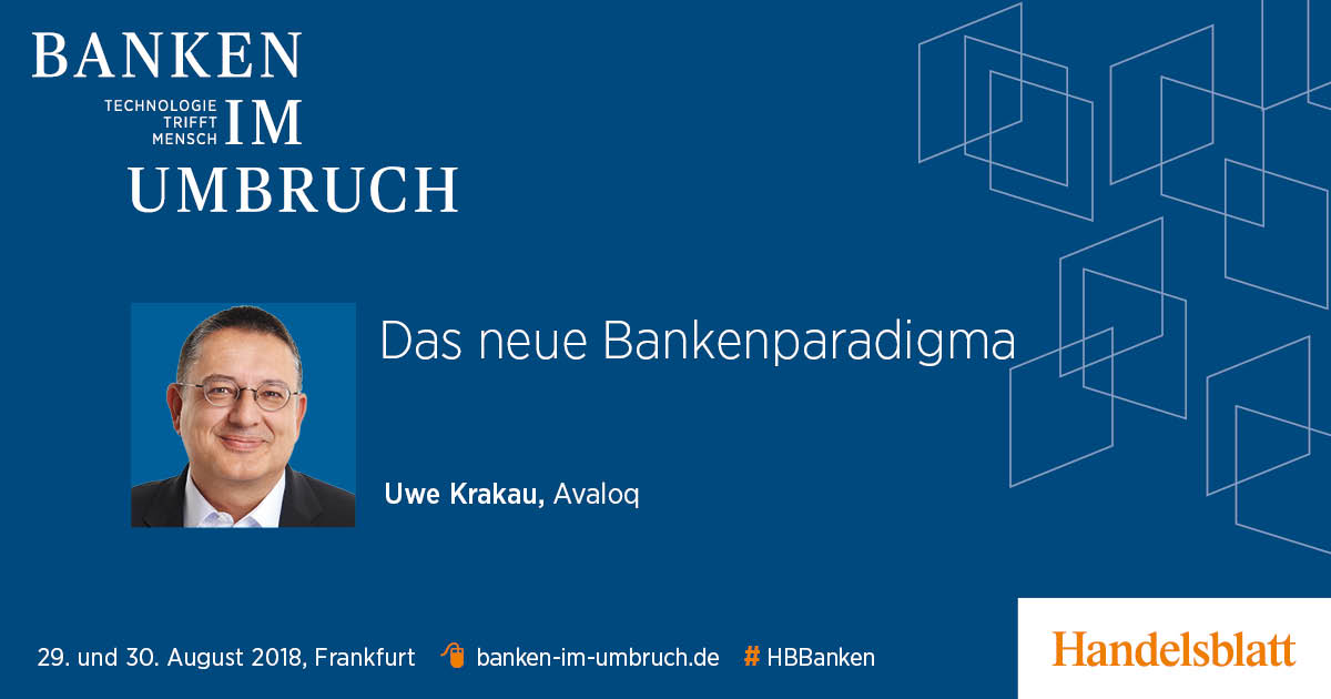 Das neue Bankenparadigma