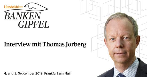 Interview mit Thomas Jorberg (GLS)