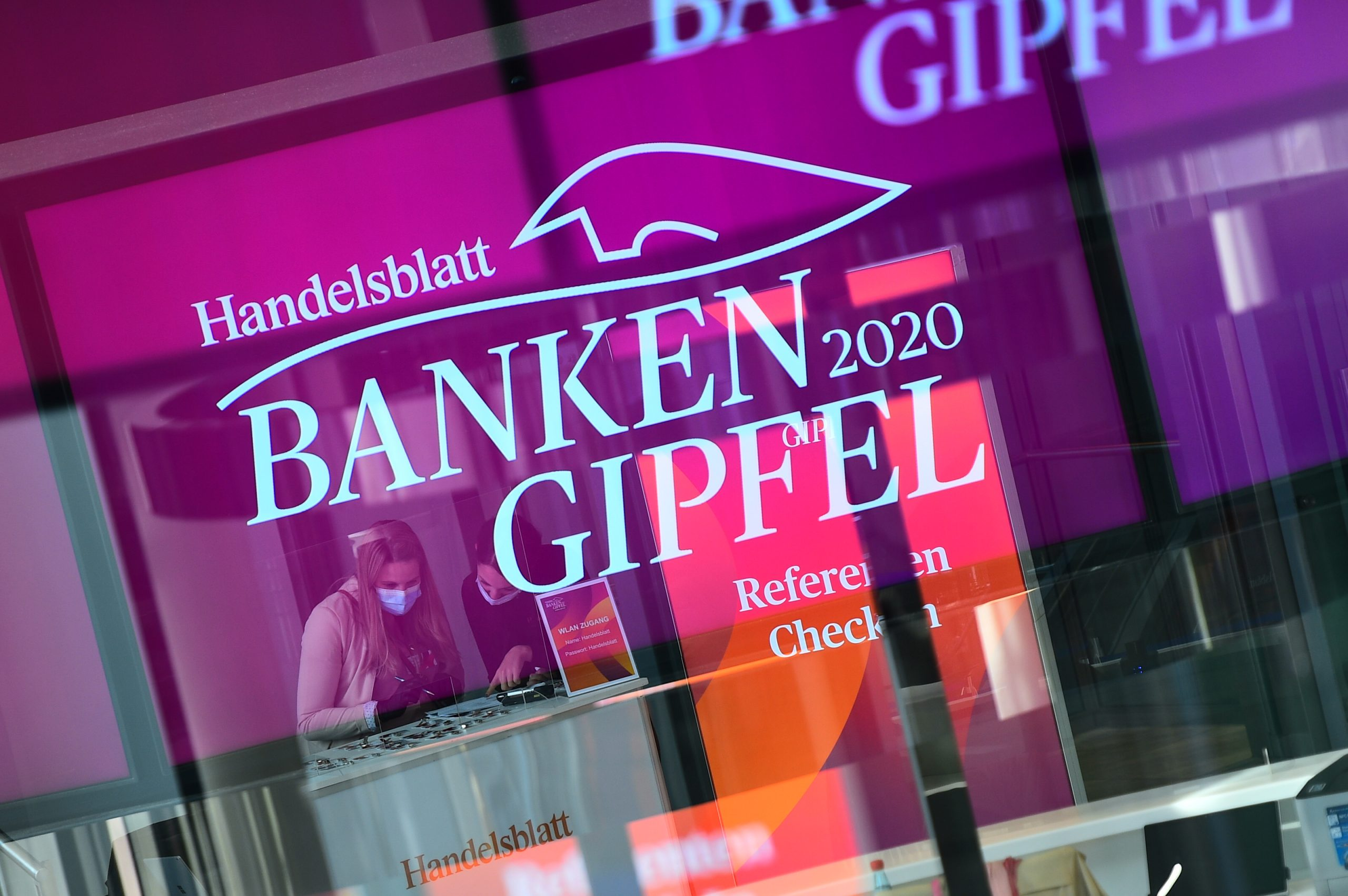 Handelsblatt Bankengipfel 2020