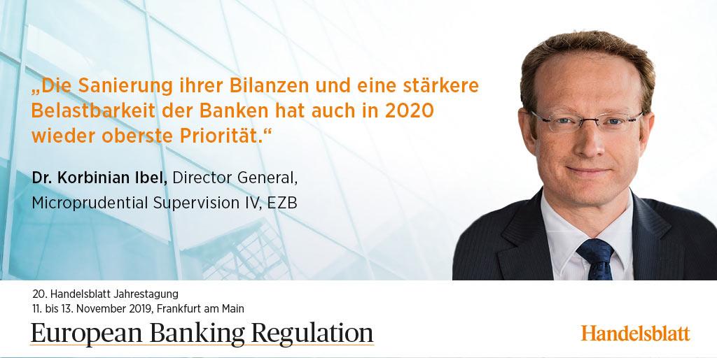 Wir stellen vor: Dr. Korbinian Ibel, EZB