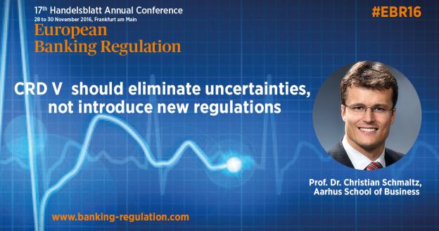 CRD V Banking Regulation