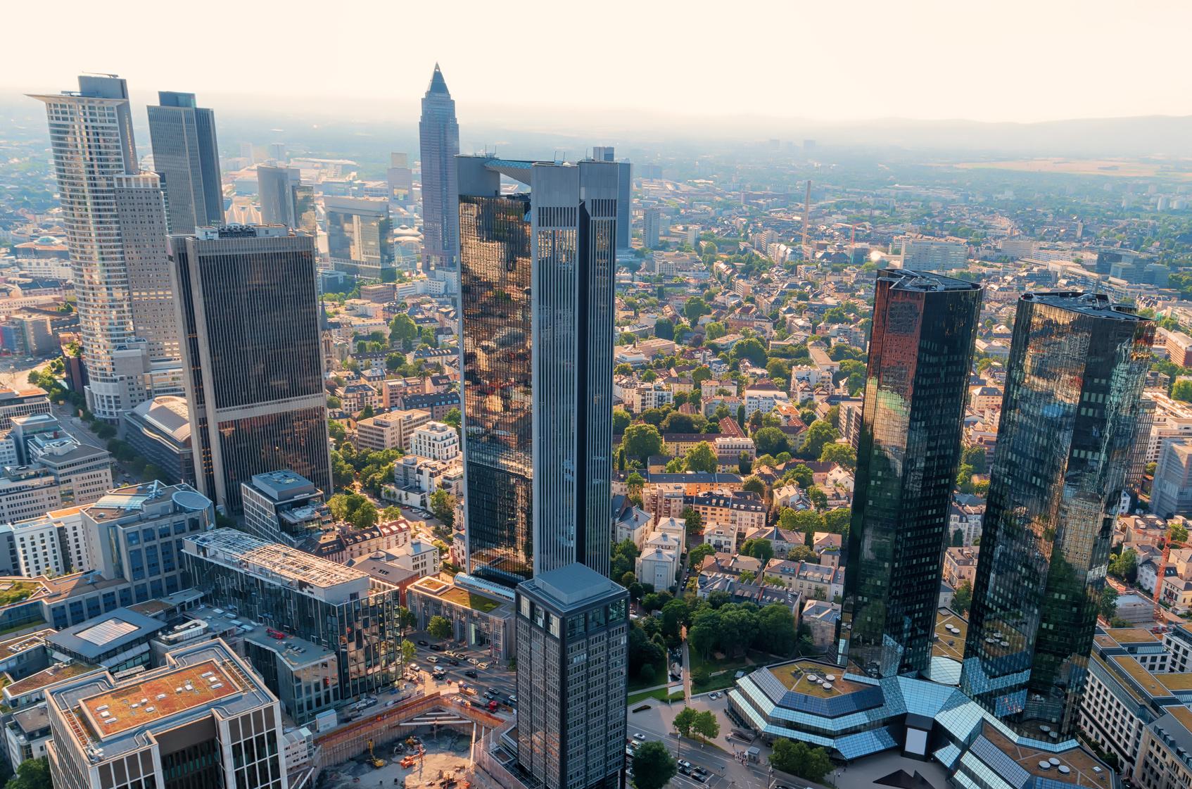 Frankfurt Banking District