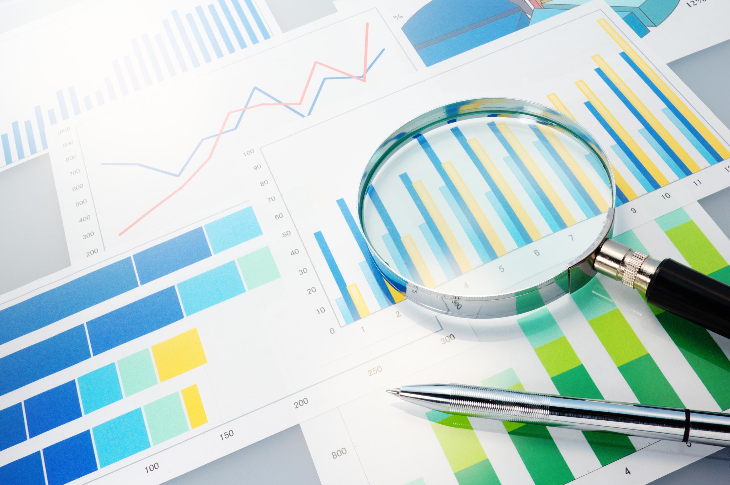 Charts Analysis Finance