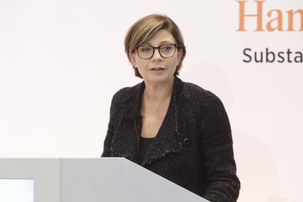 Sylvie Matherat, Deutsche Bank