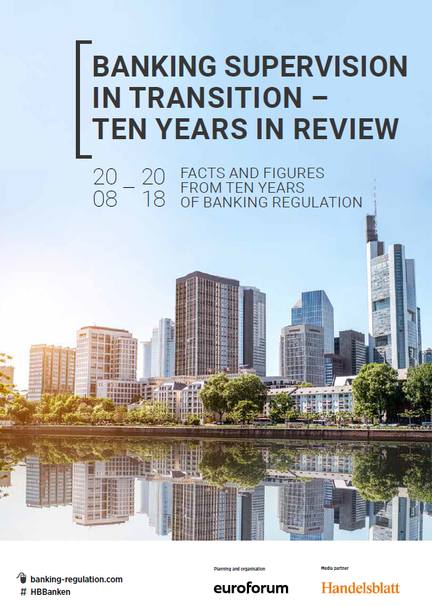 Packshot European Banking regulation Facts Collection