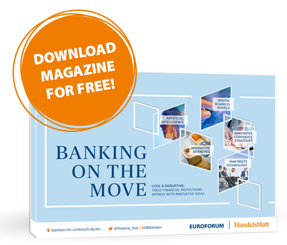 BANKING ON THE MOVE