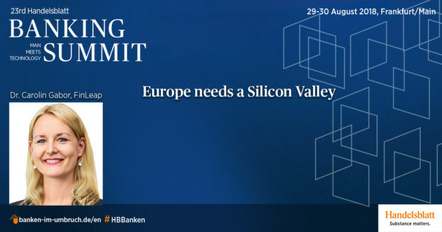 Europe needs a Silicon Valley
