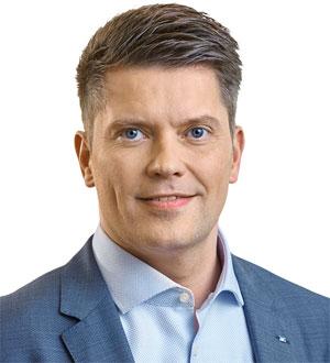 Dr Markus Klintworth