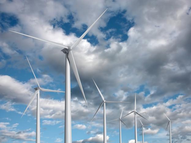 Windpark, Erneuerbare Energie
