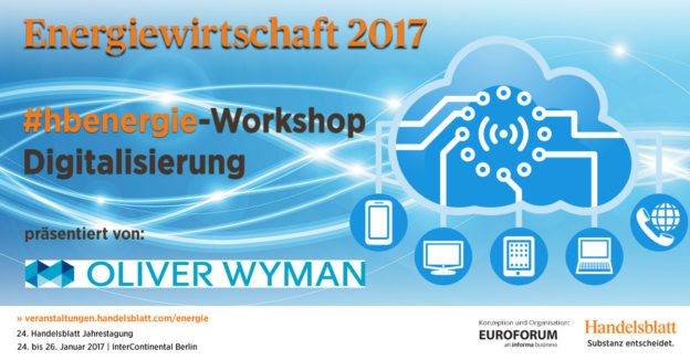 Oliver Wyman Workshop Digitalisierung 2017
