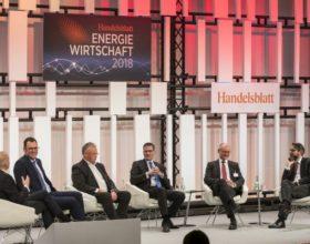 """25. Handelsblatt Jahrestagung """"Energiewirtschaft 2018"""" (P1200692)"""