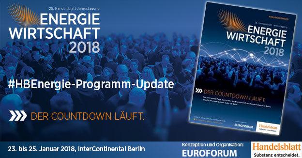 Der Countdown läuft | #Titelbild: HBEnergie-Programm-Update