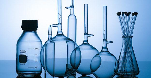 Reagenzgläser zur Herstellung von E-Fuels