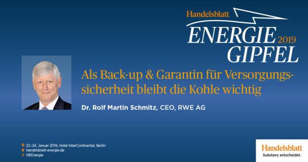 Interview mit Dr. Rolf Martin Schmitz