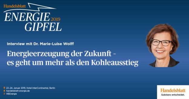 Interview mit Dr. Marie-Luise Wolff