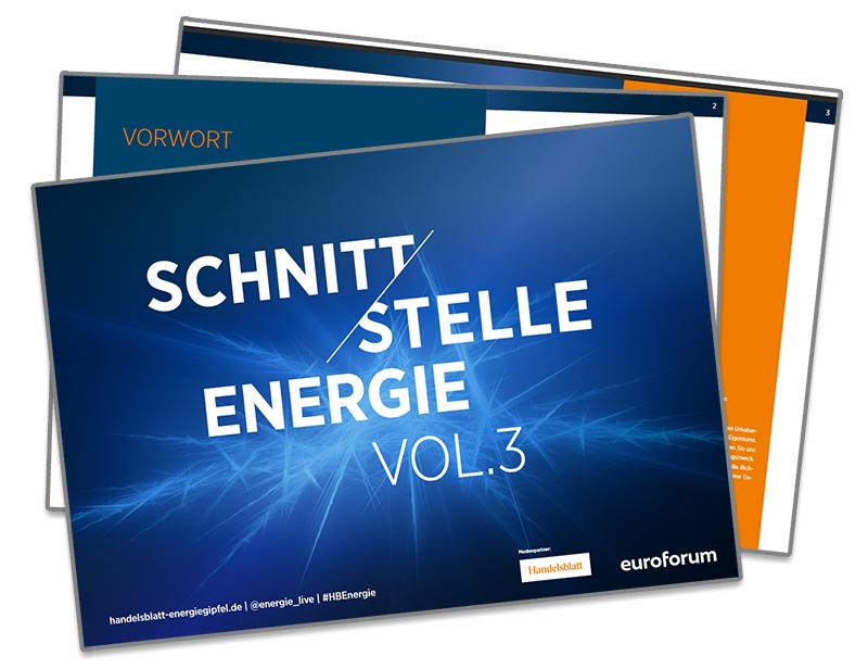 Schnittstelle Energie Vol. 3 – Interaktive Insights zur Energiewirtschaft