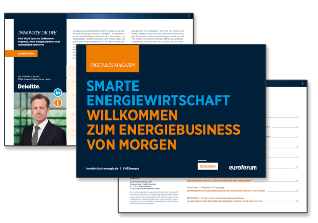 Digitales Magazin: Smarte Energiewirtschaft