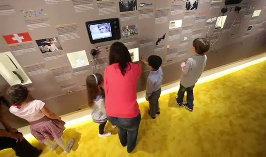 SAP Inspiration Pavillon