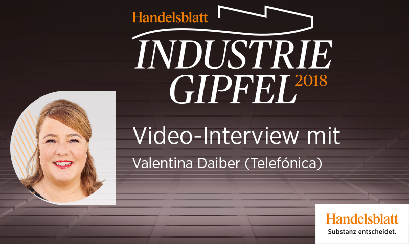 Video-Interview mit Valentina Daiber (Telefónica)