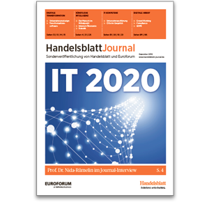 Handelsblatt Journal IT 2020