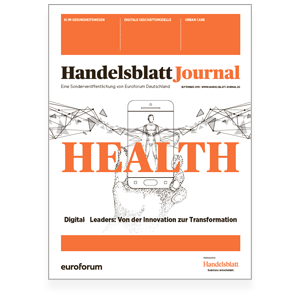 Handelsblatt Journal Health