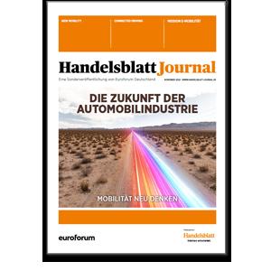 Journal Die Zukunft der Automobilindustrie