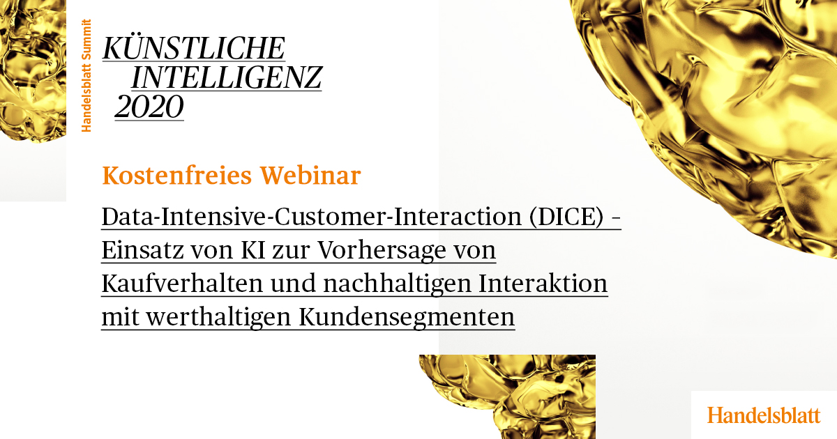 Data-Intensive-Customer-Interaction (DICE)