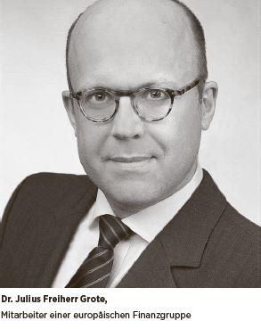 von Dr. Julius Freiherr Grote
