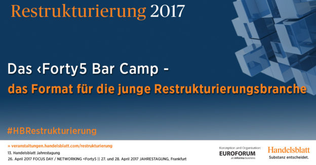 Das ‹Forty5 Bar Camp