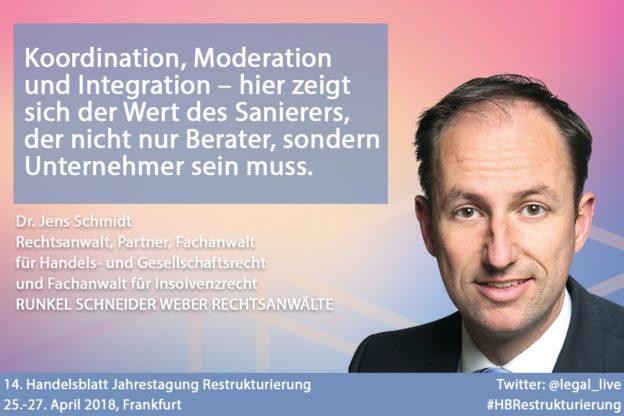 Dr. Jens Schmidt, Runkel Schneider Weber