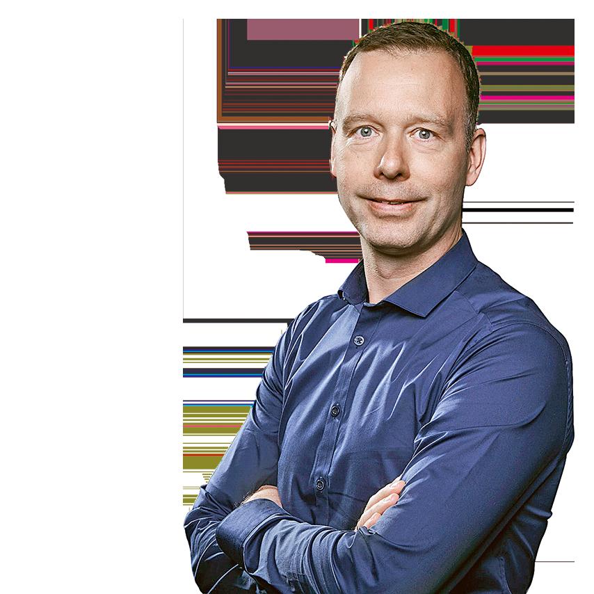 Sven Afhüppe, Chefredakteur, Handelsblatt